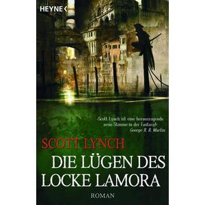 Die Lügen des Locke Lamora / Locke Lamora Bd.1
