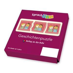 Geschichtenpuzzle - Set 1