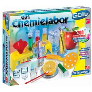 Galileo Das Chemielabor
