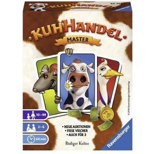 Ravensburger 20752 - Kuhhandel, Master, Kartenspiel