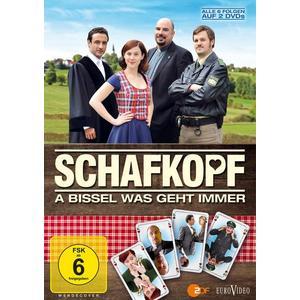 Schafkopf - A Bissel was geht immer [2 DVDs]