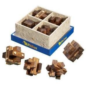 Philos 6167 - Puzzle Geschenkset III