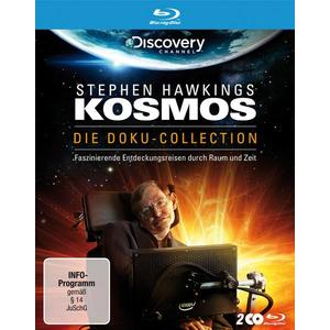 Stephen Hawkings Kosmos - Die Doku-Collection / Limited Edition [2 BRs]