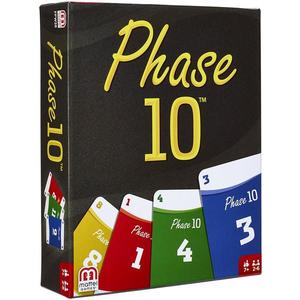 Mattel FPW38 - Phase 10 Kartenspiel