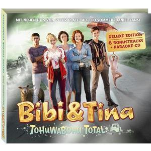 Deluxe-Soundtrack Bibi & Tina 4.Kinofilm: Tohuwabohu total