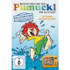 Pumuckl - Meister Eder und sein Pumuckl - Staffel 1/Collector's Box [4 DVDs]