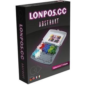 Lonpos HCM56118 - Abstrakt, Reisespiel, Logikspiel, Lernspiel