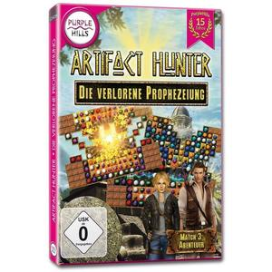 Artifact Hunter, Die verlorene Prophezeiung, 1 CD-ROM
