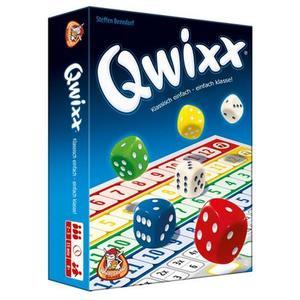 QWIXX, nominiert zum Spiel des Jahres 2013