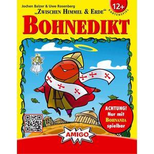 AMIGO AMI01659 - Bohnedikt, Bohnanza-Erweiterung, Kartensspiel