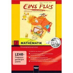 EINS PLUS 2. Ausgabe D. Lernsoftware für die Klasse