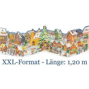 Adventskalender 'Christmarkt'