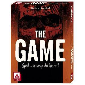 The Game, Kartenspiel, nominiert zum Spiel des Jahres 2015