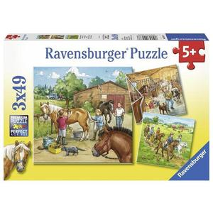 Mein Reiterhof. Puzzle ()