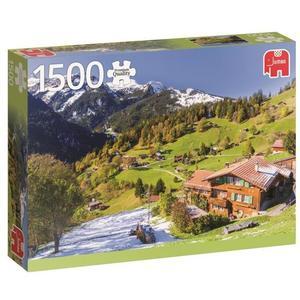 Berner Oberland, Schweiz (Puzzle)