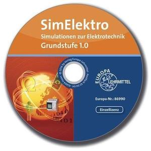 SimElektro - Simulationen zur Elektrotechnik Einzellizenz