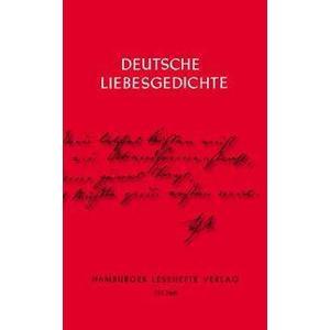 Deutsche Liebesgedichte,