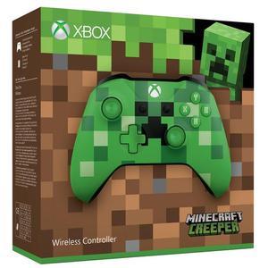 Wireless Controller Minecraft Creeper für XboxOne