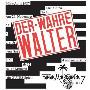 Asmodee FMSD0001 - Der Wahre Walter, Partyspiel