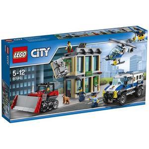 LEGO® City 60140 - Bankraub mit Planierraupe