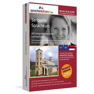 Sprachenlernen24.de Serbisch-Basis-Sprachkurs