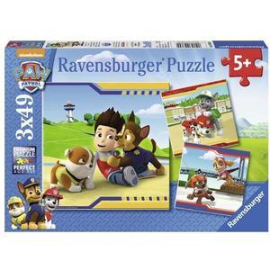 Ravensburger Paw Patrol - Helden mit Fell,
