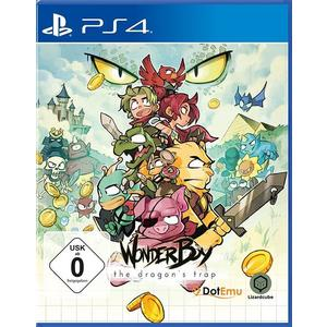 Wonder Boy: The Dragon's Trap (PlayStation PS4)