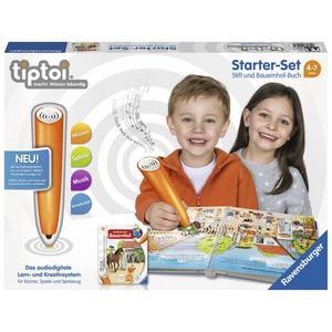 Tiptoi® Starter-Set Wieso? Weshalb? Warum? Entdecke den Bauernhof