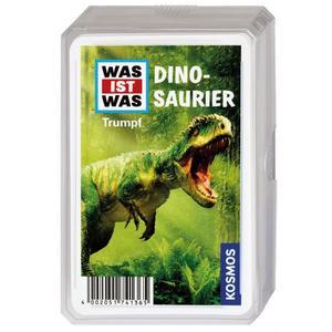 Was ist was, Dinosaurier - Trumpf (Kinderspiel)