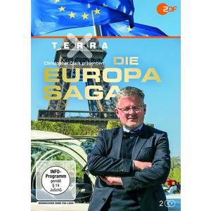 Terra X: Die Europa-Saga (2 Discs)