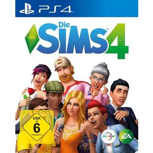 Die Sims 4, 1 PS4-Blu-ray Disc