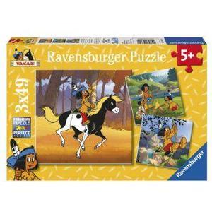 Yakari Unterwegs, Puzzle (Ravensburger 09308)