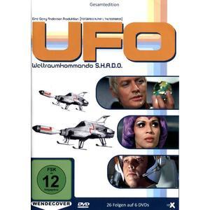 UFO - Weltraumkommando S.H.A.D.O. - Gesamtedition [6 DVDs]