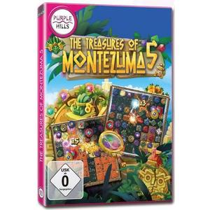 Treasures of Montezuma 5, 1 DVD-ROM