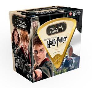 Winning Moves WIN10876 - Trivial Pursuit, Harry Potter, Kartenspiel, Familienspiel