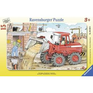 Ravensburger 06359 - Mein Bagger,Puzzle