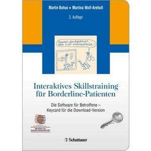 Interaktives Skillstraining für Borderline-Patienten, Keycard