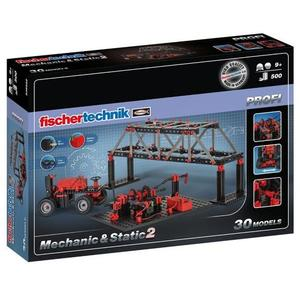 Fischertechnik 536622 - Mechanic & Static 2
