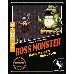 Pegasus - Boss Monster, Kartenspiel