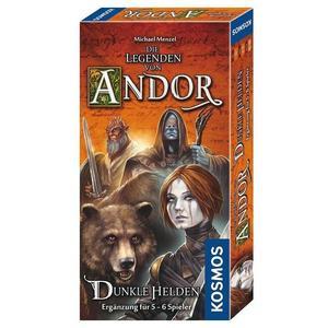 KOSMOS 692841 - Die Legenden von Andor - Dunkle Helden