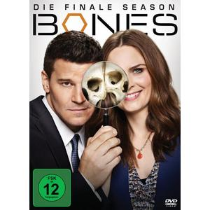 Bones - Season 12 [3 DVDs]
