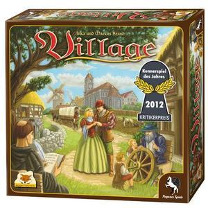 Village. Kennerspiel des Jahres 2012