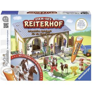 tiptoi ® Tier-Set Reiterhof