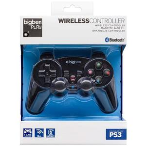 PS3 Wireless Controller Bluetooth/Gamepad/Joypad mit integr. Akku und USB Ladekabel