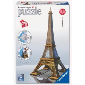 Eiffelturm, 3D Puzzle-Bauwerke (Ravensburger 12556)