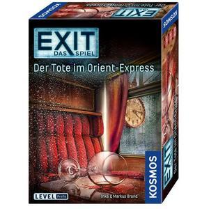 EXIT, Das Spiel - Der Tote im Orient-Express