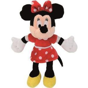 Disney Minnie Mouse mit rotem Kleid, 20 cm