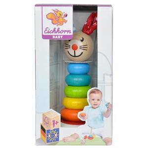 Eichhorn 100017019 - Baby, Steckfigur, bunt