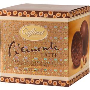 Schokolade-Haselnusskugel