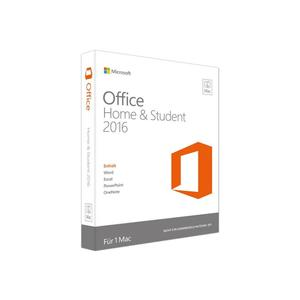 MICROSOFT: Office 2016 Home & Student MAC DE